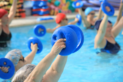 Life fit coach fit for life gym tonik laboratorio for Attrezzi per piscina